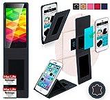 Hülle für Ulefone BE X Tasche Cover Case Bumper | Schwarz
