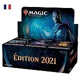 Magic: The Gathering - Caja de 36 boosters, edición de Base 2021 (540 Tarjetas)