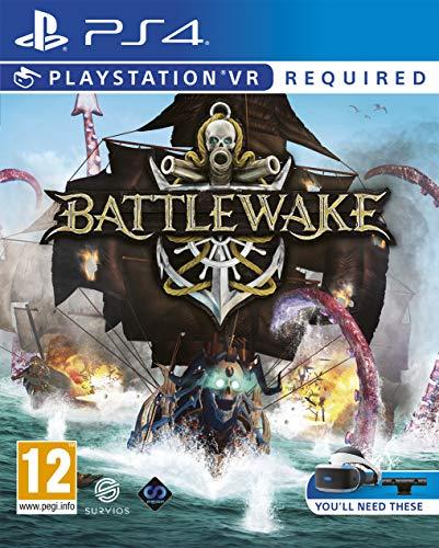 Survios - Battlewake (For Playstation VR) /PS4 (1 GAMES)