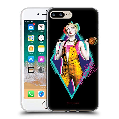 51cz+LCx18L Harley Quinn Phone Cases iPhone 8