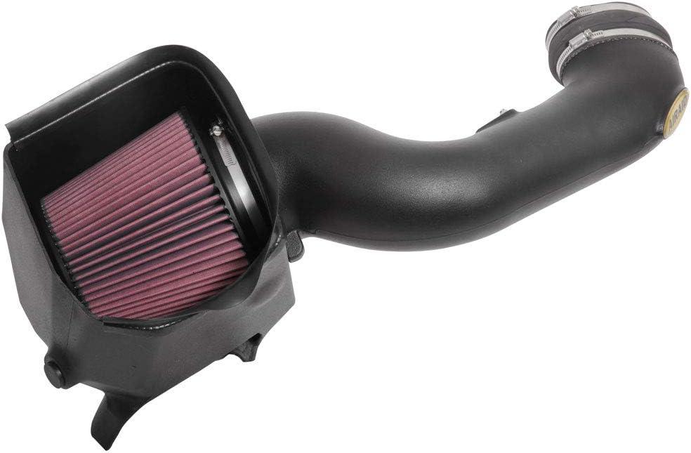 メーカー公式 Airaid Cold Air Intake System: Fi Horsepower Increased 売却 Superior