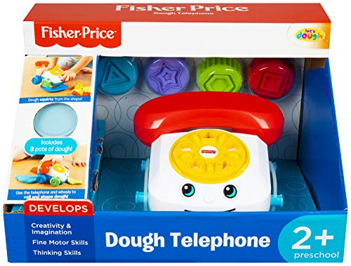 Fisher-Price Chatter Telephone Dough Set