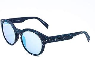 Italia Independent 0703-BTG-030 Montures de lunettes 48.0 Femme Gris