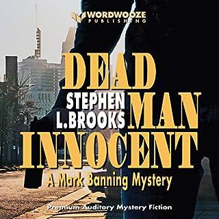 Dead Man Innocent audiobook cover art