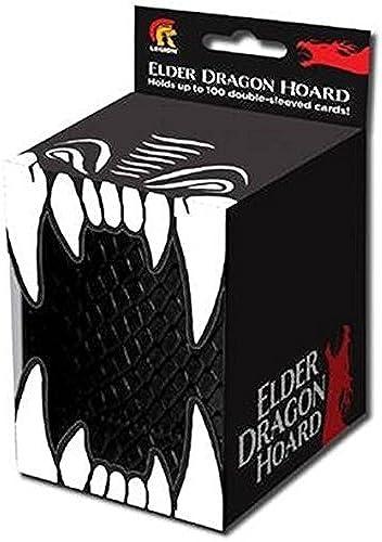 Deck Box  Elder Dragon Hoard  schwarz by Legion Supplies