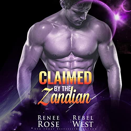 Couverture de Claimed by the Zandian
