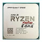 Ryzen 7 2700X R7 2700X 3.7 GHz Eight-Core Sixteen-Thread 16M 105W CPU Processor YD270XBGM88AF Socket AM4