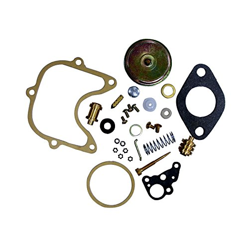 Complete Tractor New 1103-0070 Carburetor Kit Compatible with/Replacement for Ford Holland 2000, 3000, 4000