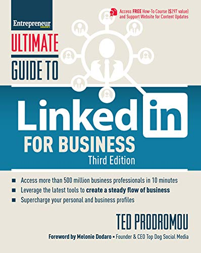 Prodromou, T: Ultimate Guide to LinkedIn for Business