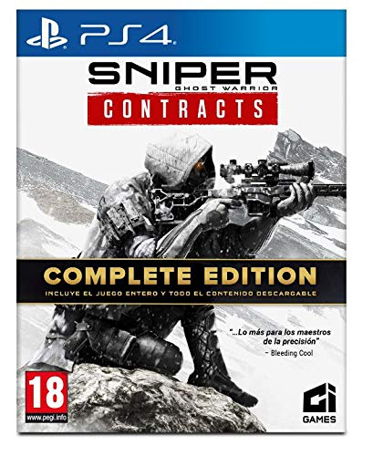 Sniper Ghost Warrior Contract Complete Edition