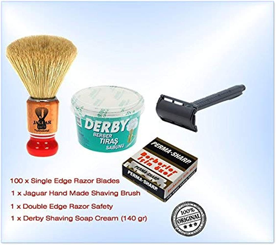 最も遠い操作可能メンタリティShaving Factory Shaving Factory Shaving Brush - Large [並行輸入品]
