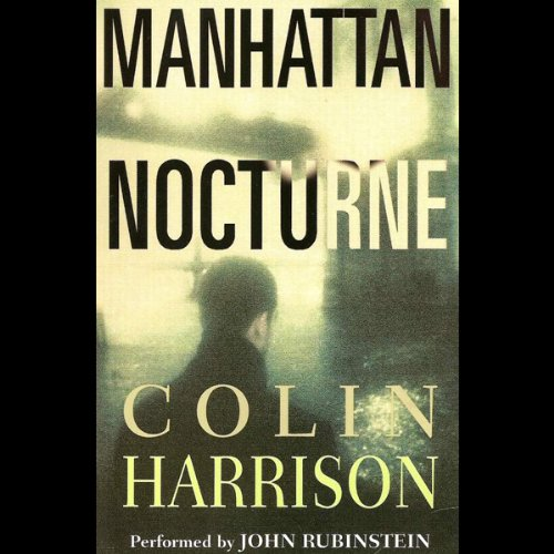 Manhattan Nocturne audiobook cover art