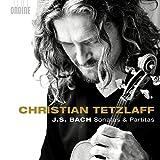 J.S.バッハ:無伴奏ヴァイオリンのためのソナタとパルティータ[2枚組]