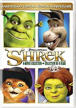 Shrek / Shrek 2 / Shrek The Third / Shrek Forever After  Shrek 4-Movie Anniversary Edition