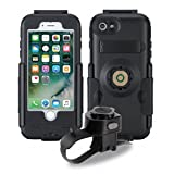 Tigra Sport Bikeconsole iPhone 7 Waterproof Shock-Protected Bike Mount (IPH-3074-BK)
