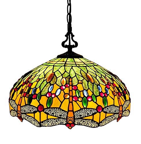 Tiffany Style Hanging Pendant Lamp Ceiling 18