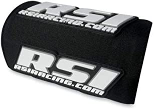 RSI Racing Handlebar Pad - Round - Black BPR-B