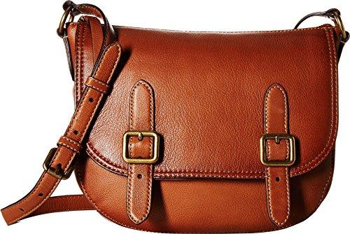 Buckle Satchel Handbag - 5