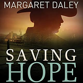 Saving Hope cover art