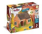 Teifoc Teifoc-T4900 Eitech GmbH steinbaukästen–Tei 4900–Casa Histórico, Multicolor, Historisches Haus T4900