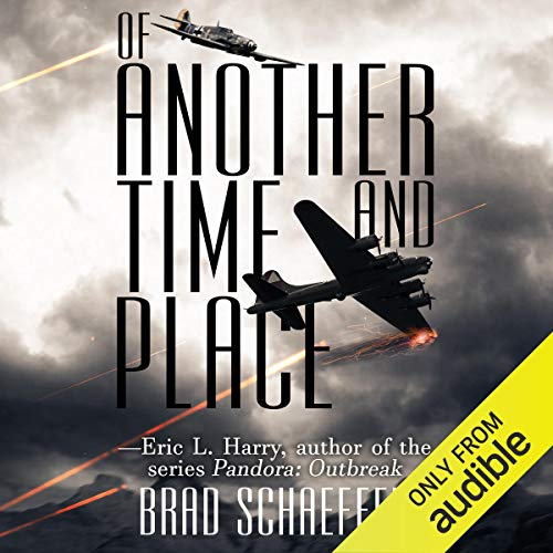 Of Another Time and Place audiobook cover art