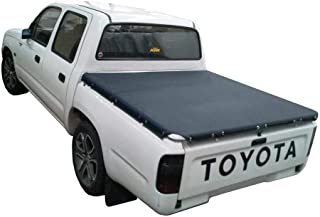 Rope Ute/Tonneau Cover for Toyota Hilux J-Deck (1998 to Mar 2005) Double Cab