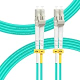 FLYPROFiber 2M OM3 LC to LC Fiber Patch Cable |...