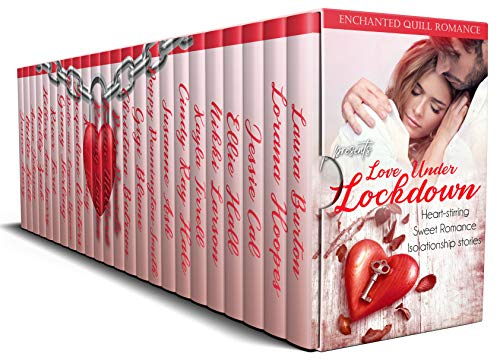 Love under Lockdown: Heart-stirring Sweet Romance Isolationship stories (English Edition)