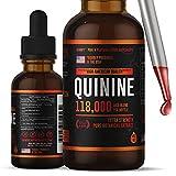 Premium Quinine Tincture & Cinchona Drops -...