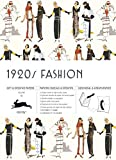 1920s Fashion - New Edition         #93: Gift wrapping paper book (Gift & creative papers ...