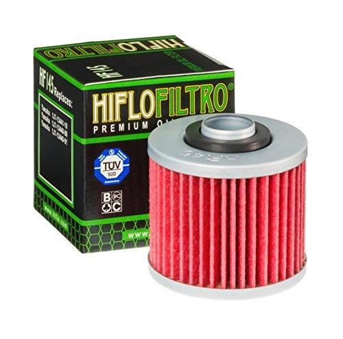 Hiflo HF145 - Filtro de aceite para moto Yamaha 250 SR (1979-1996)