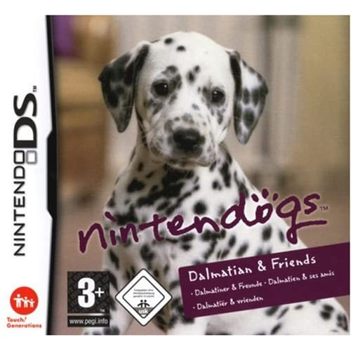 Nintendogs - Dalmatiner & Friends [Edizione : Germania]
