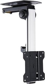 PureMounts PM SLOPE 23 Premium Deckenhalterung für Fernseher, optimal für Dachschrägen, neigbar max. 105°, höhenverstellbar, Traglast: max. 20kg, VESA bis 100x100, universell