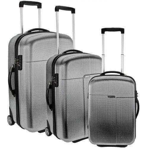 d & n Travel Line 8100 2-Rollen Kofferset 3tlg.
