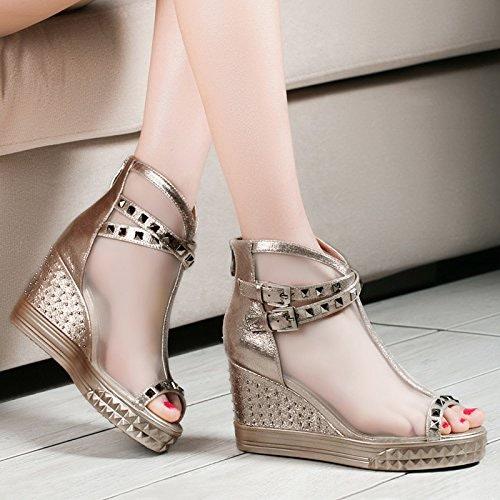 AGECC Heel Sandals And femmes talons hauts