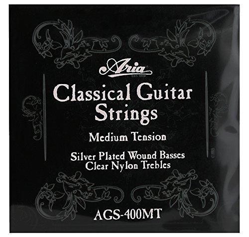 Aria 7D14 snaren voor Spaanse en klassieke gitaar