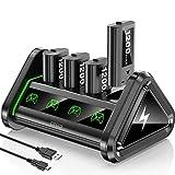 OIVO Batteria Xbox per Controller Xbox One/Xbox Series X/S/Elite...