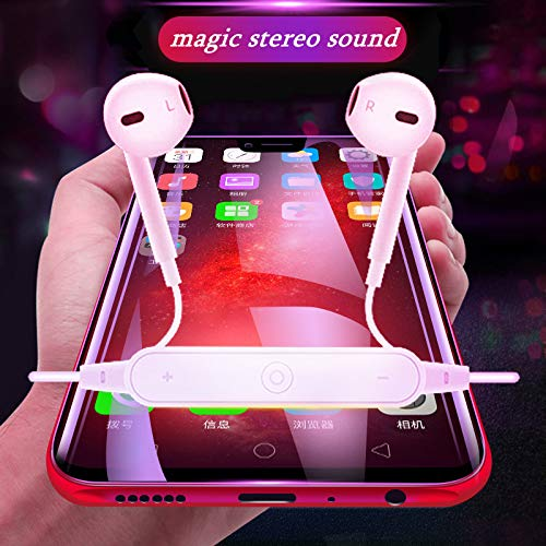 YIPUTONG Auriculares Bluetooth, Auriculares intrauditivos Bluetooth inalámbricos Deportivos inalámbricos para Coche Bluetooth estéreo Auriculares intrauditivos Auriculares para teléfonos Inteligentes