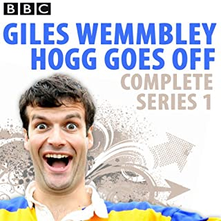 Giles Wemmbley Hogg Goes Off: The Complete Series 1 cover art