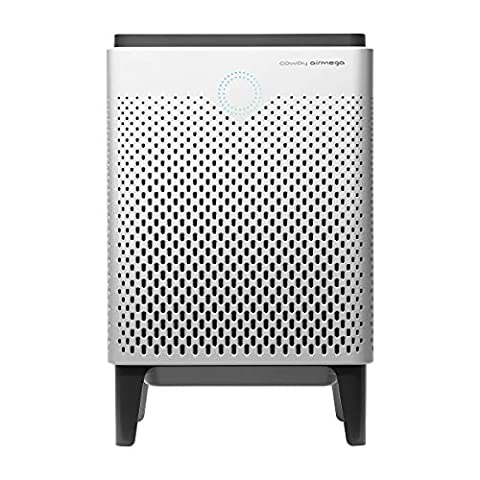 The AIRMEGA 400S Smart Air Purifier in White
