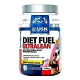 USN Diet Fuel Ultralean - Size: 1kg Strawberry