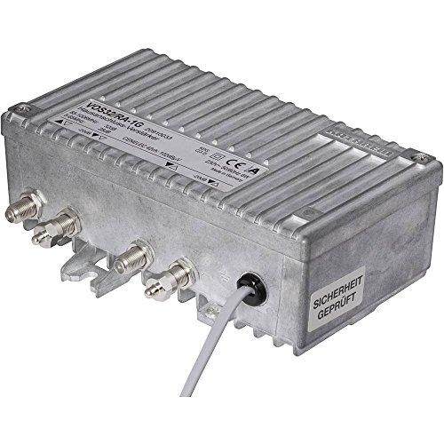 Kathrein VOS 32/RA-1G - TV-Signalverstärker (F-Type, 6 W, 50 - 60, -20 - 55 °C, 184 x 134 x 63 mm, 1,7 kg)