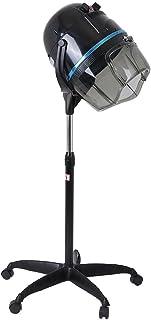 Zerone Casco Secador de Pelo, Casco Secador de Pelo 1000 W con Función de Tiempo Ajuste de Temperatura para Peluquería y Salón