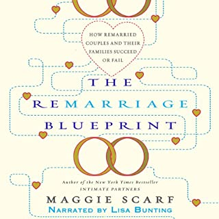 The Remarriage Blueprint audiobook cover art