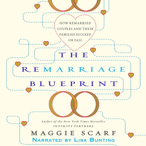 The Remarriage Blueprint Audiobook By Maggie Scarf cover art