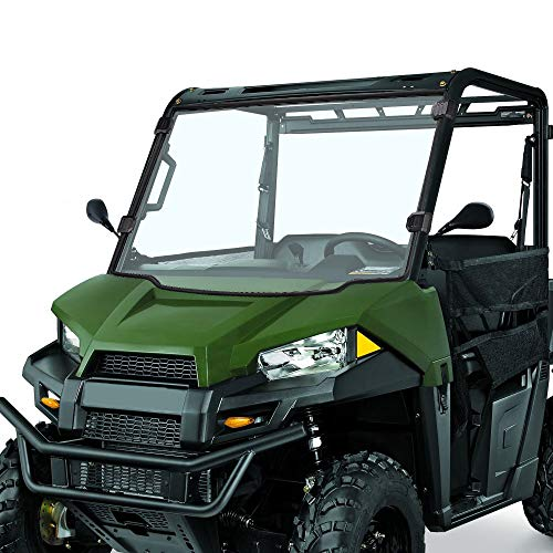 UTV Front Windshield, kemimoto Full Windshield Compatible with...