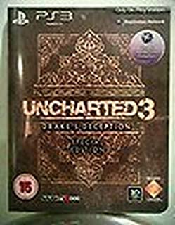 Uncharted 3 Drake's Deception Special Edition (B006ITHMVC) | Amazon price tracker / tracking, Amazon price history charts, Amazon price watches, Amazon price drop alerts