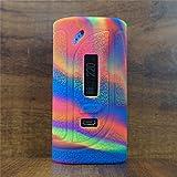 ModShield for Eleaf iKonn 220W TC Silicone Case ByJojo Skin Cover Sleeve Wrap Shield (Rainbow)