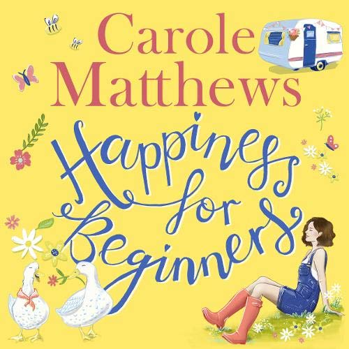 Happiness for Beginners cover art