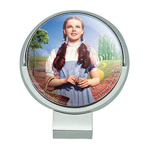 GRAPHICS & MORE Wizard of Oz Dorothy Character Golf Hat Clip with Magnetic Ball Marker